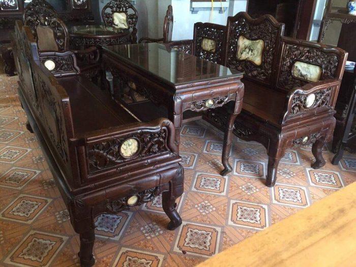 mẫu bàn ghế đẹp tại quang ninh