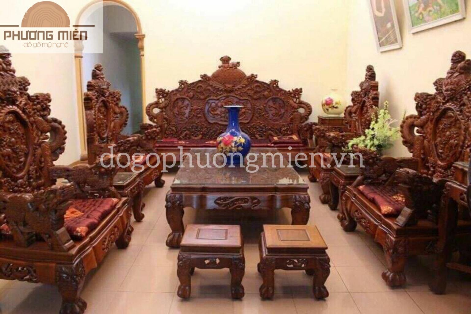 bàn ghế gỗ đẹp hiện đại