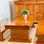 Mẫũ bần ghế gỗ nguyên khối đẹp.