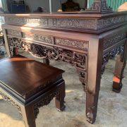 bàn thờ gỗ gụ