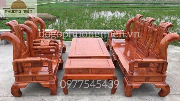 Mẫu bàn ghế gỗ đẹp hợp xu hướng mới